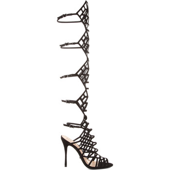 Sapatos Mulher Sandálias Schutz Sandálias Gladiadoras Juliana Black
