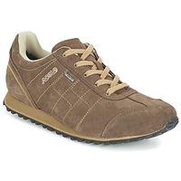 Sapatos Homem Sapatos de caminhada Asolo QUINCE GV MM Castanho