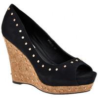 Sapatos Mulher Escarpim F. Milano  Preto