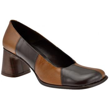Sapatos Mulher Escarpim Nci  Bege