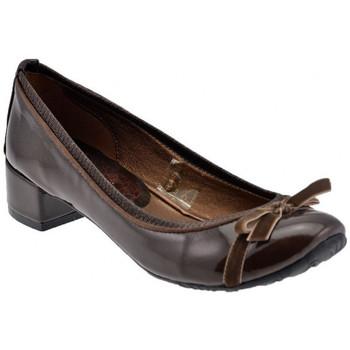 Sapatos Mulher Escarpim Nod  Castanho