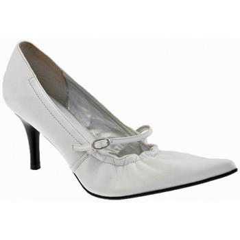 Sapatos Mulher Escarpim Chedivé  Branco