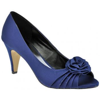 Sapatos Mulher Escarpim Chedivé  Azul