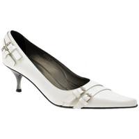 Sapatos Mulher Escarpim Janet&Janet  Branco