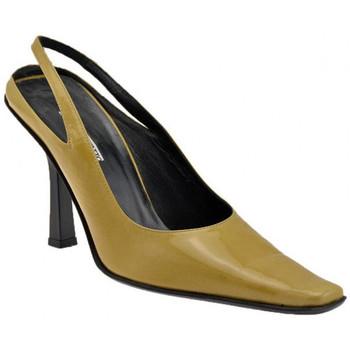 Sapatos Mulher Escarpim Enrico Del Gatto  Bege