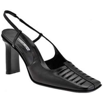 Sapatos Mulher Escarpim Enrico Del Gatto  Preto