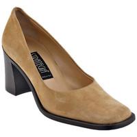 Sapatos Mulher Escarpim Strategia  Bege