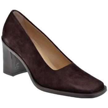 Sapatos Mulher Escarpim Strategia  Castanho