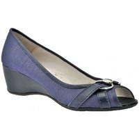 Sapatos Mulher Escarpim Stonefly  Azul