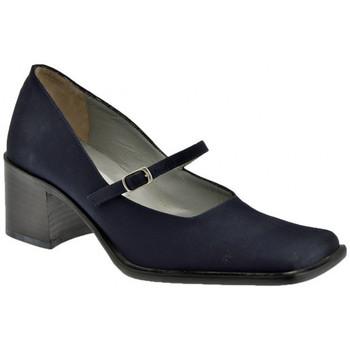 Sapatos Mulher Escarpim Now  Azul