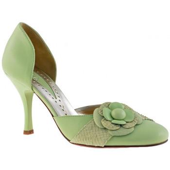 Sapatos Mulher Escarpim Fascino  Verde