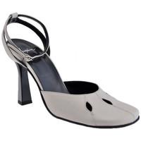 Sapatos Mulher Escarpim Josephine  Branco