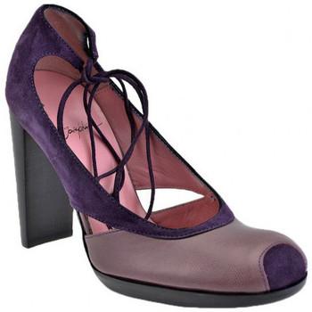 Sapatos Mulher Escarpim Josephine  Rosa