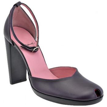 Sapatos Mulher Escarpim Josephine  Violeta