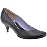 Sapatos Mulher Escarpim David  Preto