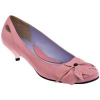 Sapatos Mulher Escarpim David  Rosa