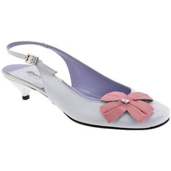 Sapatos Mulher Escarpim David  Branco
