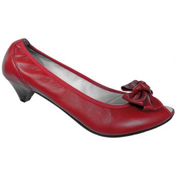 Sapatos Mulher Escarpim Keys  Vermelho