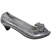Sapatos Mulher Escarpim Keys  Prata