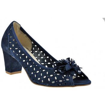 Sapatos Mulher Escarpim Keys  Azul