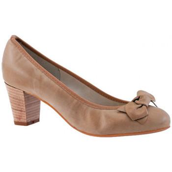 Sapatos Mulher Escarpim Keys  Bege