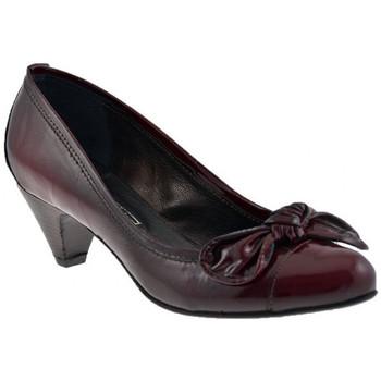 Sapatos Mulher Escarpim Progetto  Castanho
