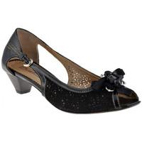 Sapatos Mulher Escarpim Progetto  Preto