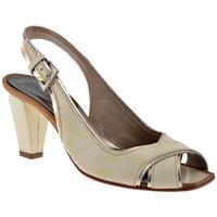 Sapatos Mulher Escarpim Progetto  Bege