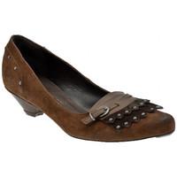 Sapatos Mulher Escarpim Lea Foscati  Castanho
