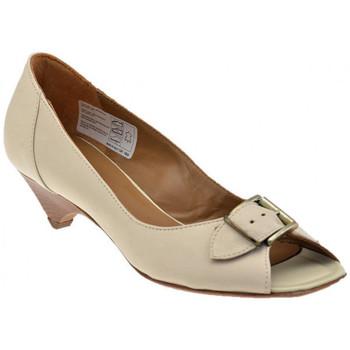 Sapatos Mulher Escarpim Lea Foscati  Branco