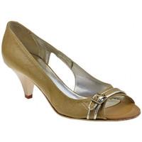 Sapatos Mulher Escarpim Lea Foscati  Bege
