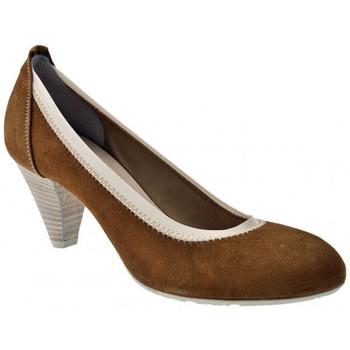 Sapatos Mulher Escarpim Otto E Dieci  Bege