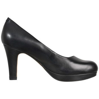 Sapatos Mulher Escarpim Clarks ANIKA KENDRA SALON MUJER BLACK