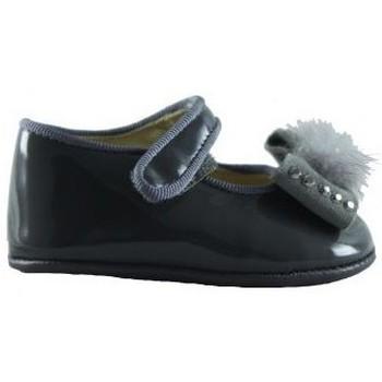 Sapatos Criança Sabrinas Oca Loca OCA LOCA MERCEDES CHAROL PIEL GRIS