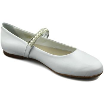 Sapatos Rapariga Sabrinas Oca Loca OCA LOCA BAILARINA PERLAS BLANCO