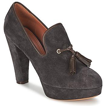 Sapatos Mulher Escarpim Sonia Rykiel 677731 Cinza