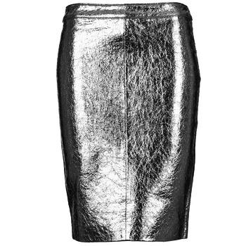 Textil Mulher Saias American Retro DOROTHA Prateado