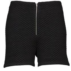 Textil Mulher Shorts / Bermudas American Retro JOSEPH S Preto