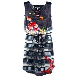 Textil Mulher Vestidos curtos Smash Vestido Babola Multicolor