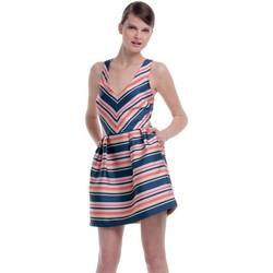 Textil Mulher Vestidos curtos Kocca Vestido Beblo Multicolor