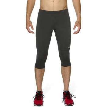 Textil Homem Collants Asics Lite-Show Kneetight Preto