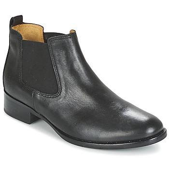 Sapatos Mulher Botas baixas Gabor AALEN Preto