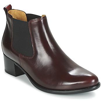 Sapatos Mulher Botins Gabor AURICH Bordô