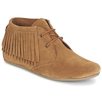 Sapatos Mulher Botas baixas Maruti MIMOSA Camel