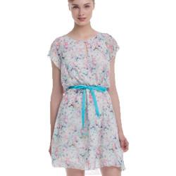 Textil Mulher Vestidos curtos Kocca Vestido Bectice Multicolor