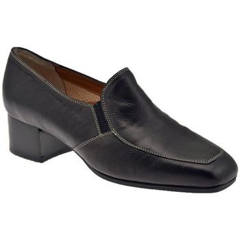 Sapatos Mulher Escarpim Valleverde  Preto