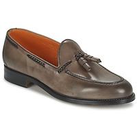 Sapatos Homem Mocassins J Wilton  Escuro / Mógno