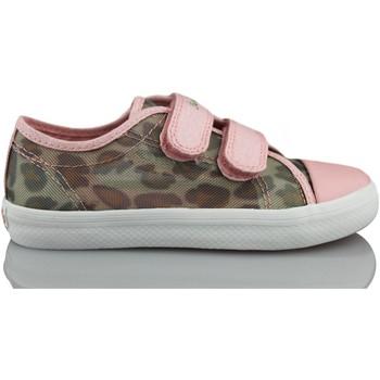 Sapatos Rapariga Sapatilhas Pablosky DEPORTIVA ROSA