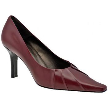 Sapatos Mulher Escarpim New Line  Vermelho