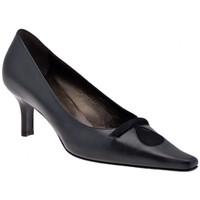 Sapatos Mulher Escarpim New Line  Preto